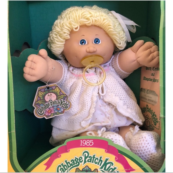 coleco Other - VINTAGE CABBAGE PATCH KIDS DOLL 1985